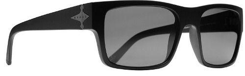 Oculos Evoke Capo 1 BR03 Black Matte Black Gray Total