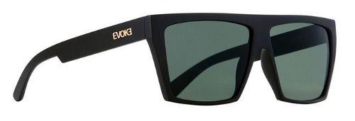 Oculos Sol Evoke Evk 15 A12 Preto Fosco Lente Verde G15 - Loja ... 89084a7334