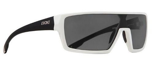 b944f2762 Oculos Solar Evoke Bionic Beta White Temple Black Gray Total