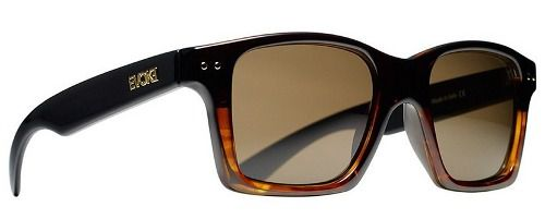 Oculos SOL Evoke Trigger A22 Black Turtle Gold Brown Gradient