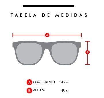 Oculos Evoke Trigger Black Matte Gold Multilayer Mirror