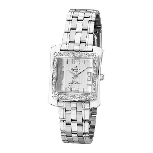 Relógio Champion Feminino C/ Strass Ch24124q
