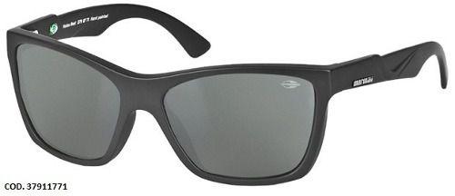 Oculos Sol Mormaii Venice Beat 37911771 Preto Fosco