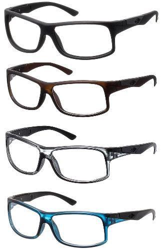 992964834 Armação Para Oculos De Grau Mormaii Vibe Rx - Diversas Cores