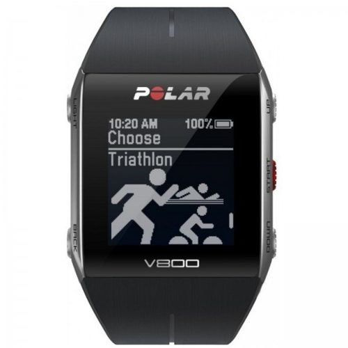 Relogio Monitor Cardiaco Polar V800 Gps Triatlon  Bluetooth