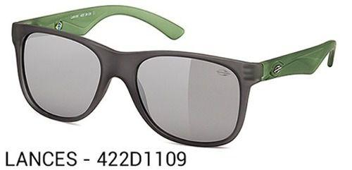 Oculos Solar Mormaii Lances - Cod. 422d1109 - cinza/verde lucido - Lente Cinza