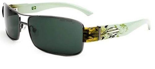 Oculos Solar Mormaii Sampa Cod. 33404371 Verde