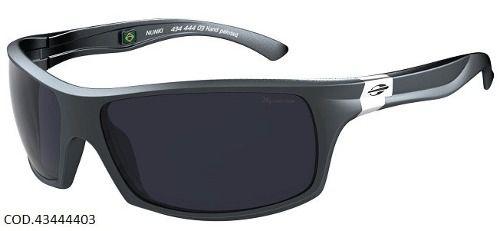 Oculos Solar Mormaii Nunki Xperio Polarizado 43444403 - PRATA - LENTE POLARIZADO