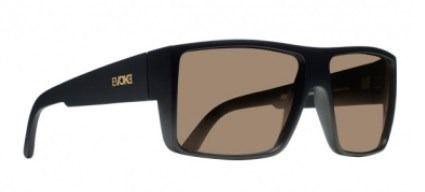 Oculos Solar Evoke The Code Black Matte Gold Brown Total