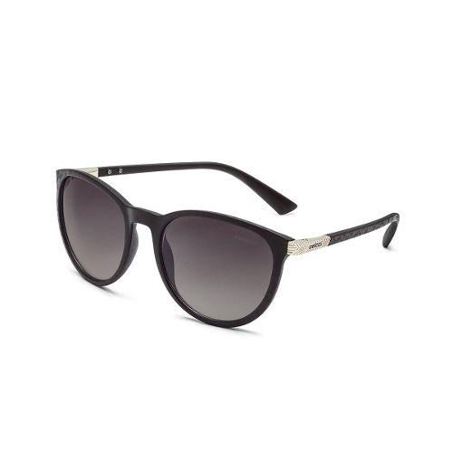 Oculos Solar Colcci Donna C0030a6833 - PRETO - LENTE CINZA DEGRADÊ