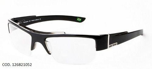 Armação Para Oculos Grau Mormaii Atol Cod 126821052 Original