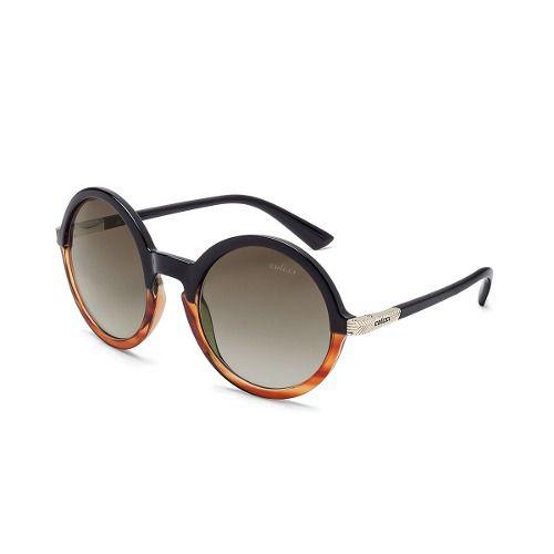 Oculos Solar Colcci Janis C0029a7134 PRETO MARMORIZADO DOURADO