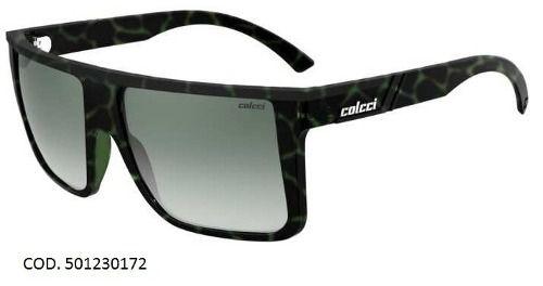 Oculos Solar Colcci Garnet - Cod. 501230172 - Garantia VERDI DEMI / LENTE PRATA
