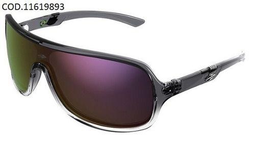Oculos Solar Mormaii Speranto Cod. 11619893 - Cinza translucido - Lente Dourado Espelhado
