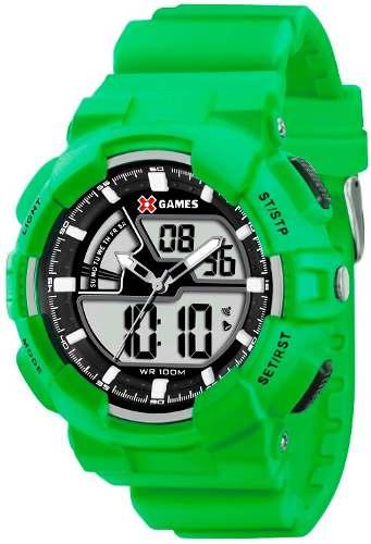 Relógio X Games Xmppa162 Tamanho Caixa 46mm - Garantia 1 Ano
