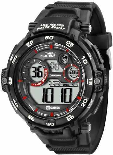Relógio X Games Xmppd269 Tamanho Caixa 52mm - Garantia 1 Ano