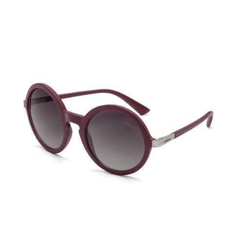 Oculos Solar Colcci Janis C0029c2533 COURO MARSALA FOSCO