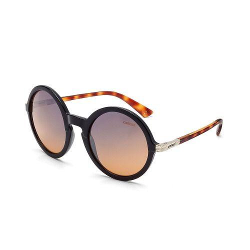 Oculos Solar Colcci Janis C0029a3421 Preto Brilho