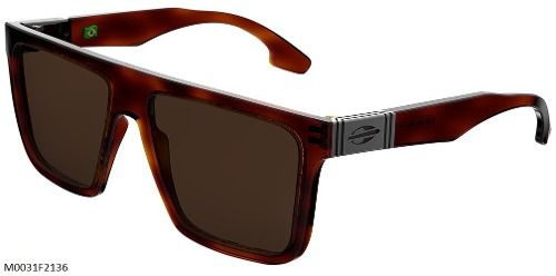Oculos Solar Mormaii San Francisco M0031f2136 - Marrom - Lente Marrom Polarizado