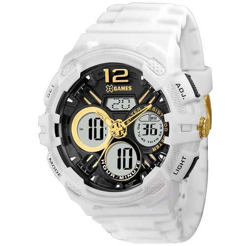 Relógio X Games Xmppa183 49mm - Garantia 1 Ano