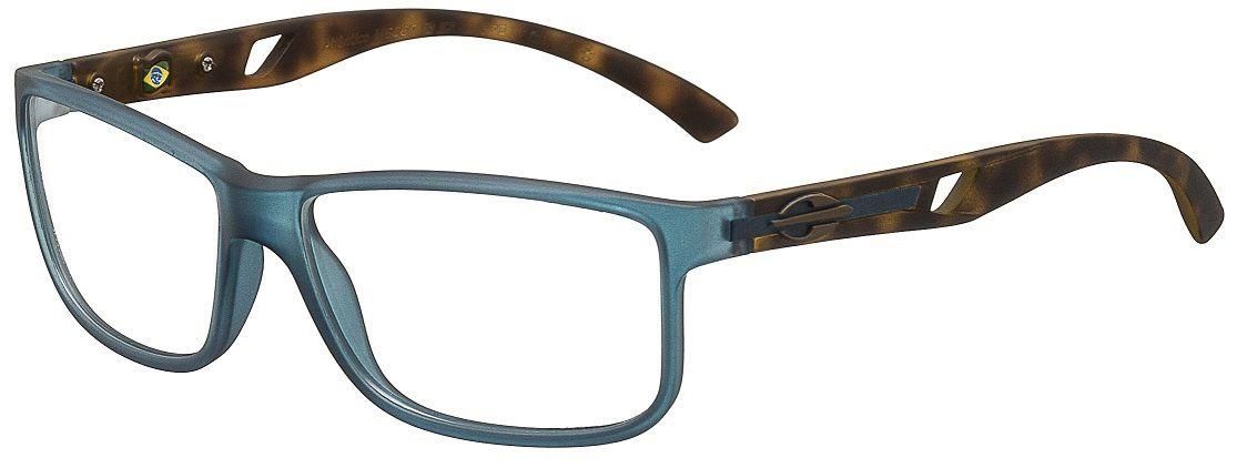 Armação Oculos de Grau Mormaii Atlantico M6007I1257 - AZUL