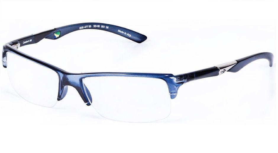 Armação Oculos De Grau Mormaii Camburi Air Cod. 123547755 - AZUL TRANSLUCIDO