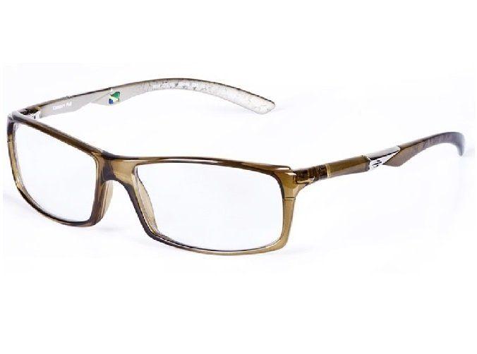 Armação Oculos De Grau Mormaii Camburi Full 123447555 Marrom