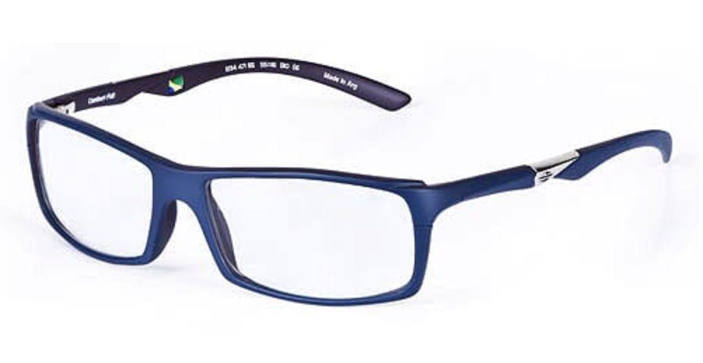 Armação Oculos De Grau Mormaii Camburi Full Cod. 123447155 -  AZUL  E BORDO INTERNO