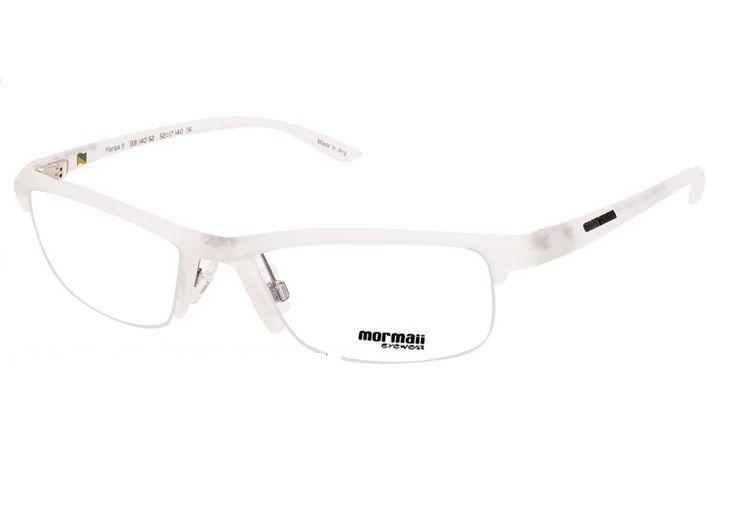 Armação Oculos de Grau Mormaii Floripa 11 Cod. 133114052 Transparente ea18159137