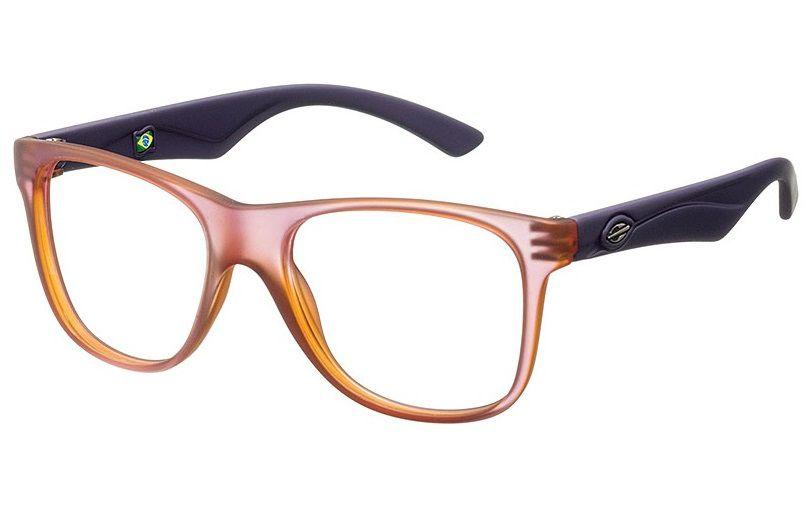 Armação Oculos de Grau Mormaii Lances Cod. 120260853 Rosa