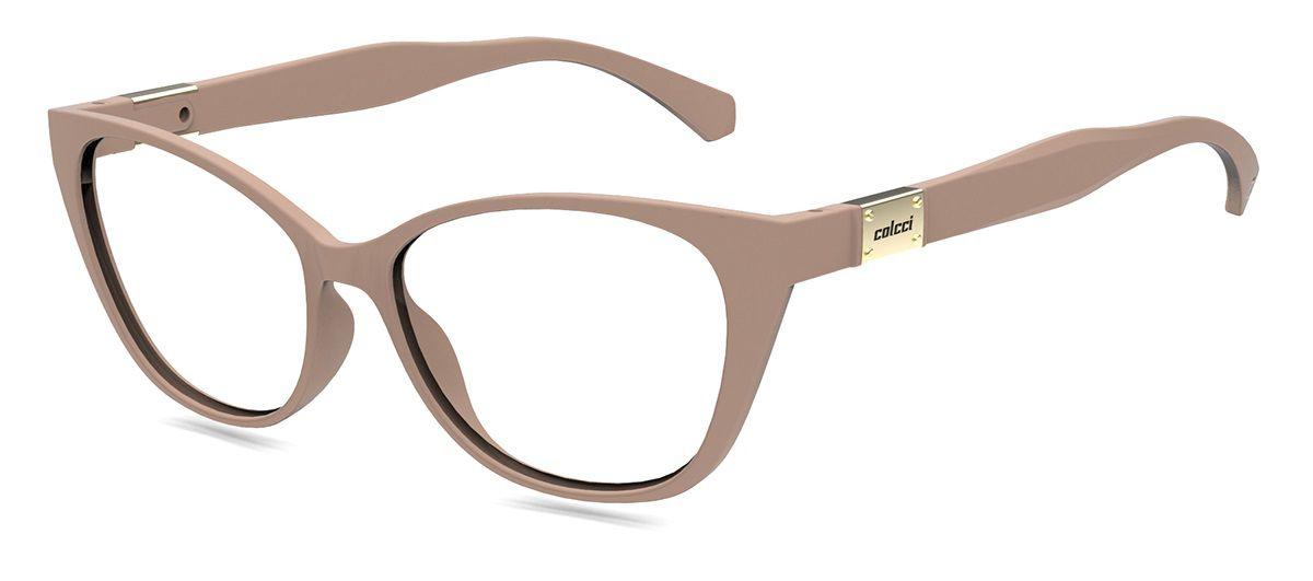 Óculos Clipon Julie Nude - santograu
