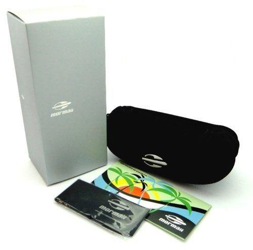 Armação Oculos Grau Mormaii Banks M6046A1455 Preto Fosco
