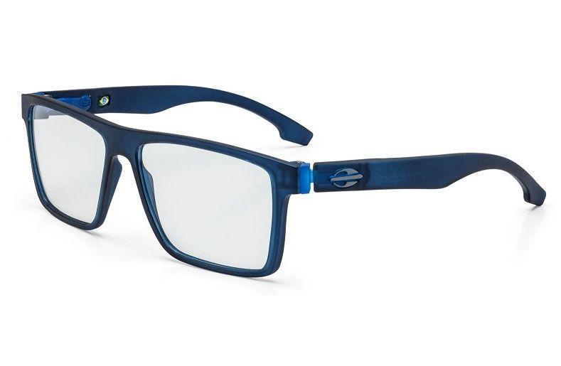 Armação Oculos Grau Mormaii Banks M6046K2655 Azul