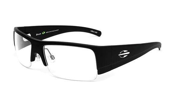 Armação Oculos Grau Mormaii Bruce 140911760 Preto Fosco
