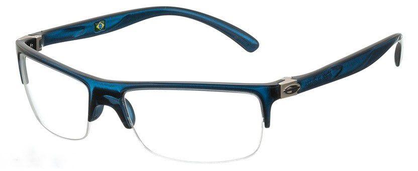 Armação Oculos Grau Mormaii Eclipse 2 Cod. 111307154 Azul