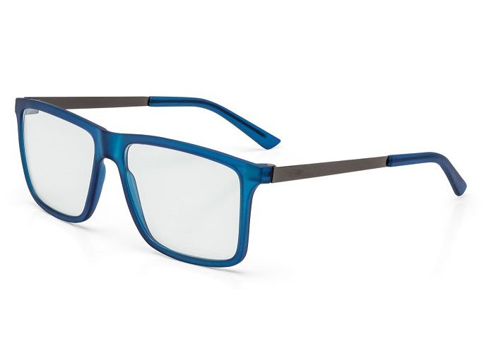 Armação Oculos Grau Mormaii Khapa M6045K2056 Azul