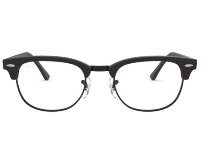 Óculos de Grau Atitude AT 1650 09A Preto Fosco e Dourado