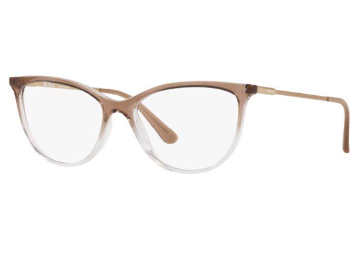 Armação Feminina Para Óculos De Grau Vogue - Vo2938 - R