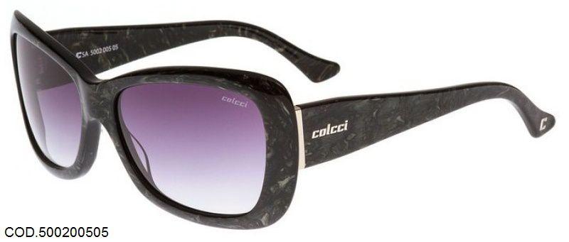 Oculos Solar Colcci 5002 500200505 Preto Mesclado