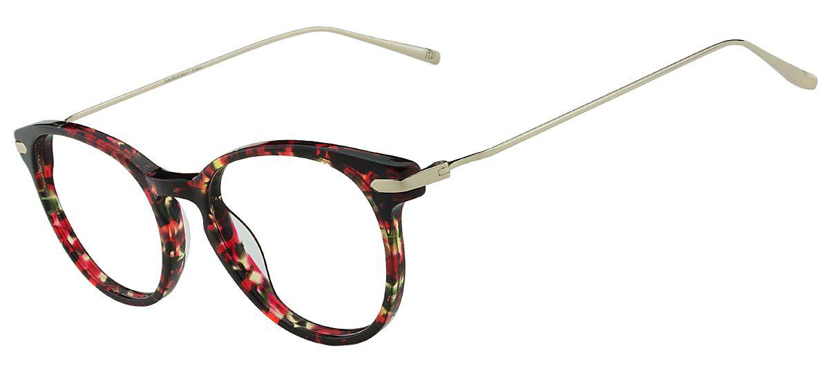 Armação Oculos Grau It Sabrina Sato Nina R32 C3 Vermelho