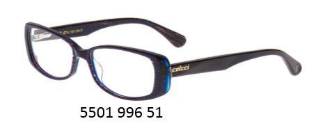 Armação Para Oculos De Grau Colcci 5501 Cod. 550199651 Azul