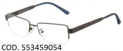 Armação Para Oculos De Grau Colcci 5534 Cod. 553459054 Grafite
