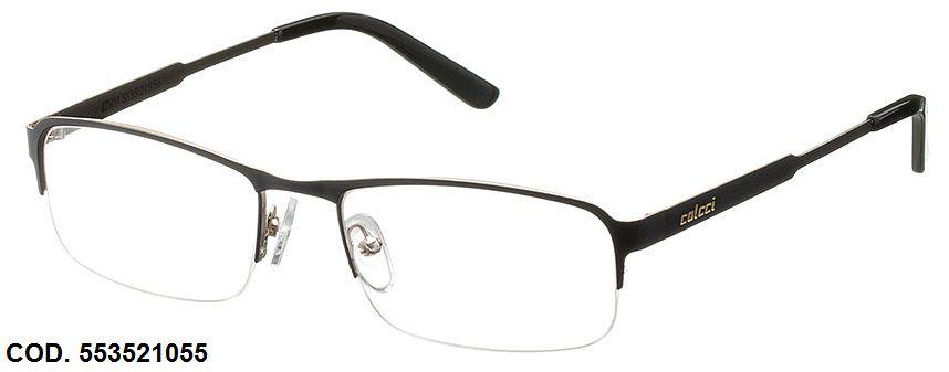 Armação Para Oculos De Grau Colcci 553521055 Preto
