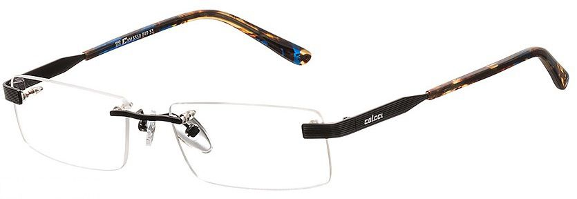 Armação Para Oculos De Grau Colcci 5550 Cod. 555084953 Preto