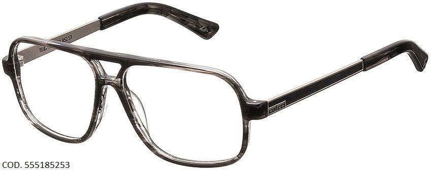 Armação Para Oculos De Grau Colcci 5551 555185253 Preto