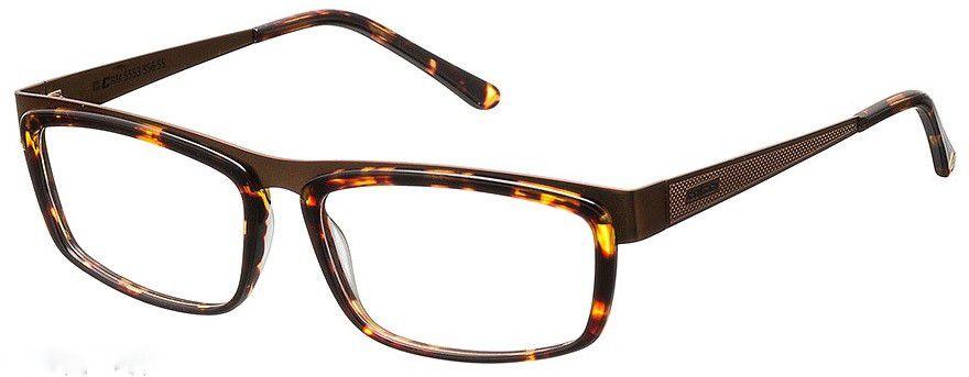 Armação Para Oculos De Grau Colcci 5553 Cod. 555385655 Marrom
