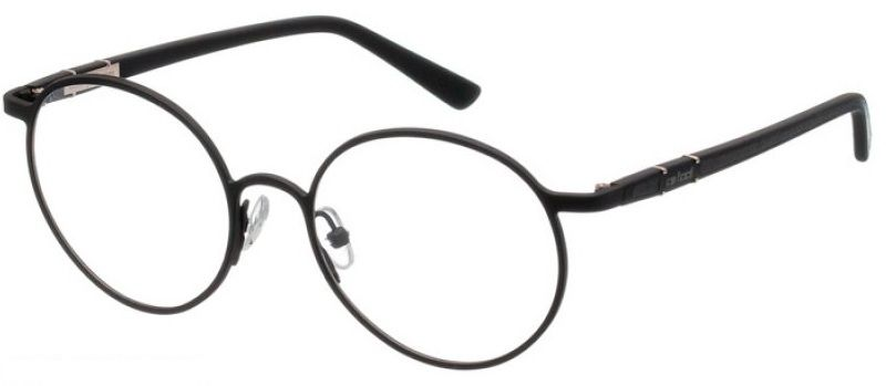 Armação Para Oculos De Grau Colcci 5562  Cod. 556211750 Preto Fosco