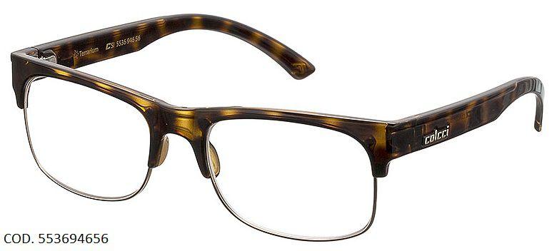 Armação Para Oculos De Grau Colcci Terrarium Cod. 553694656 Turtle