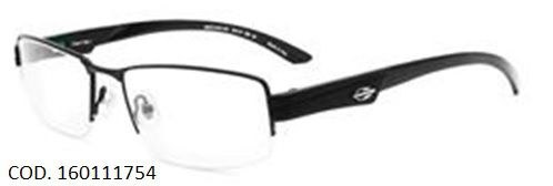 Armação Para Oculos De Grau Mormaii Capri Ng 2 - Cod. 160111754 Preto