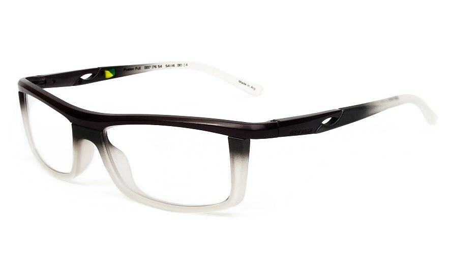 Armação Para Óculos de Grau Mormaii Fusion Full Cod. 133717654 - Preto Com Transparente